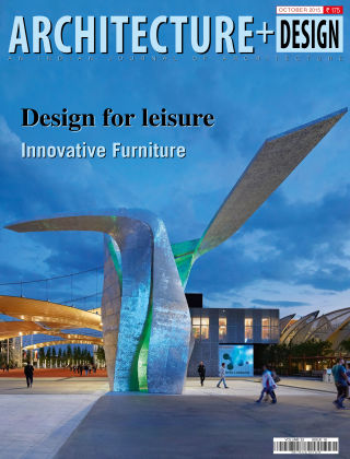 Architecture + Design October 2015