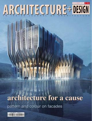 Architecture + Design November 2015