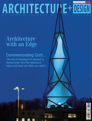 Architecture + Design December 2015