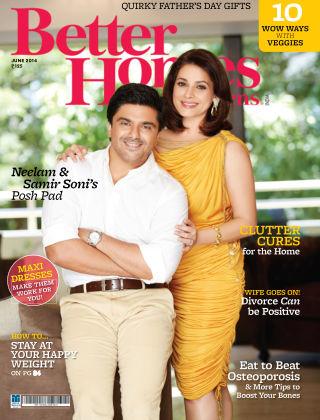 Better Homes & Gardens India 2014-06-01