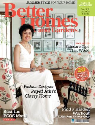 Better Homes & Gardens India 2014-05-01