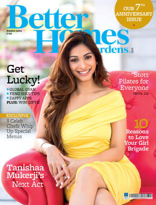 Better Homes & Gardens India 2014-03-01