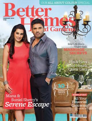 Better Homes & Gardens India 2014-02-01