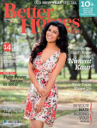 Better Homes & Gardens India 2014-01-01