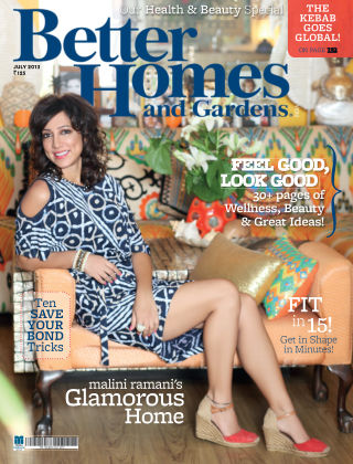 Better Homes & Gardens India July 2013