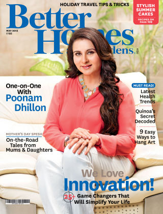 Better Homes & Gardens India May 2015