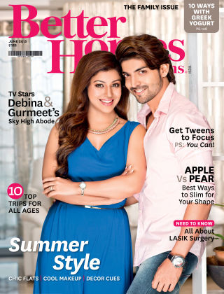 Better Homes & Gardens India June 2015