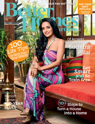 Better Homes & Gardens India July 2015