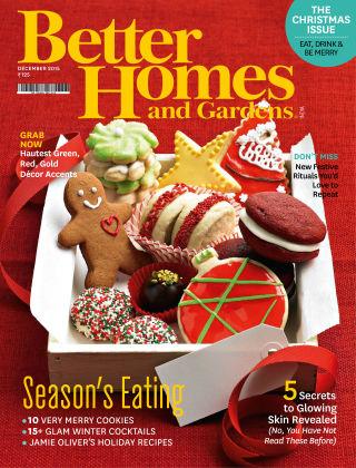 Better Homes & Gardens India December 2015