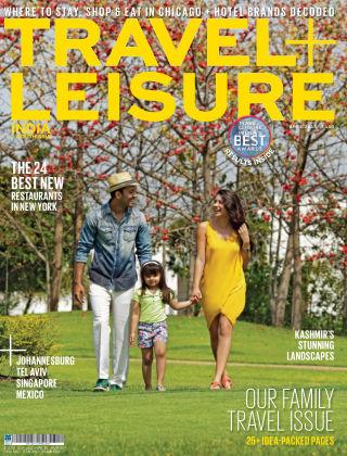 Travel+Leisure India 2014-04-01