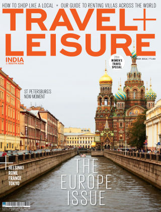Travel+Leisure India 2014-03-01