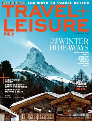 Travel+Leisure India December 2013