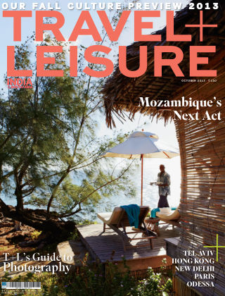 Travel+Leisure India October 2013