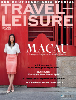 Travel+Leisure India July 2013