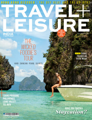 Travel+Leisure India July 2014