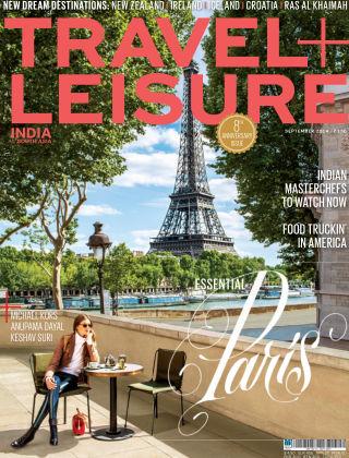 Travel+Leisure India September 2014