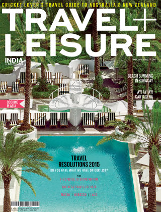 Travel+Leisure India January 2015