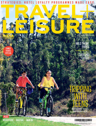Travel+Leisure India March 2015