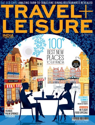 Travel+Leisure India May 2015
