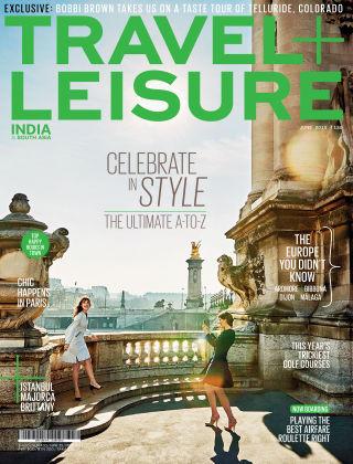 Travel+Leisure India June 2015