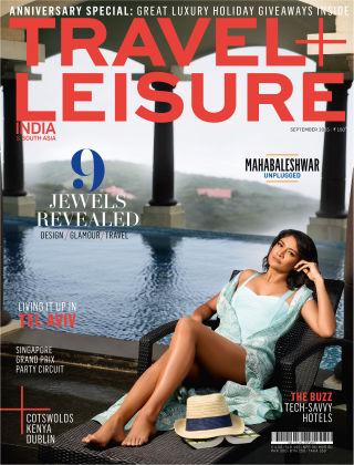 Travel+Leisure India September 2015