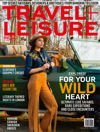 Travel+Leisure India April 2016