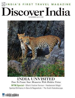 Discover India November 2013