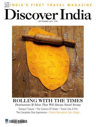 Discover India September 2013