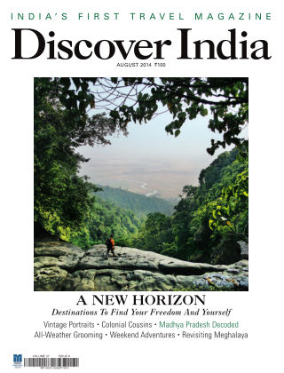 Discover India August 2014