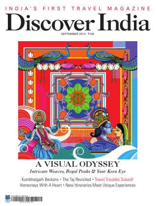 Discover India September 2014