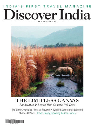 Discover India October 2014