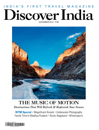 Discover India November 2014