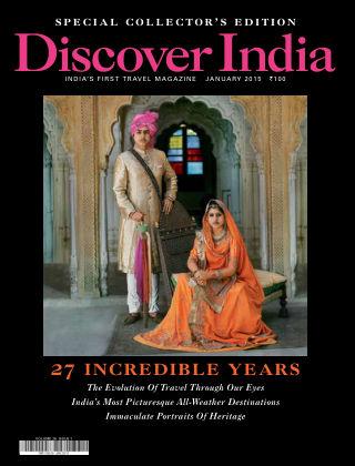Discover India January 2015