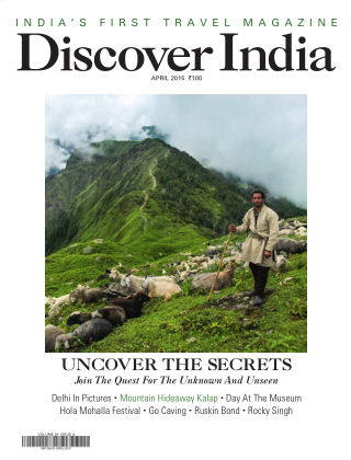 Discover India April 2015