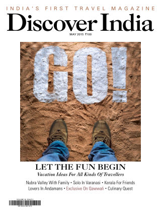 Discover India May 2015