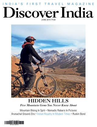 Discover India June 2015