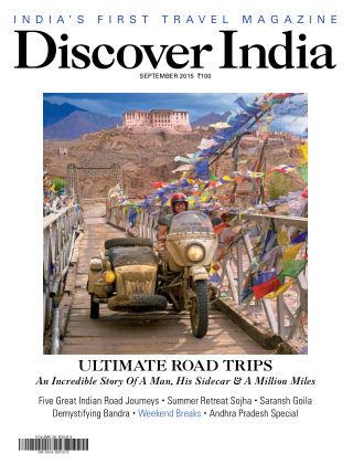 Discover India September 2015