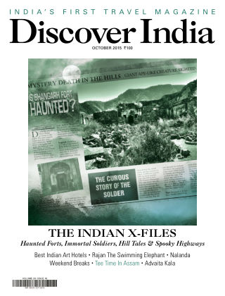 Discover India October 2015