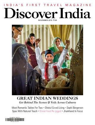 Discover India November 2015