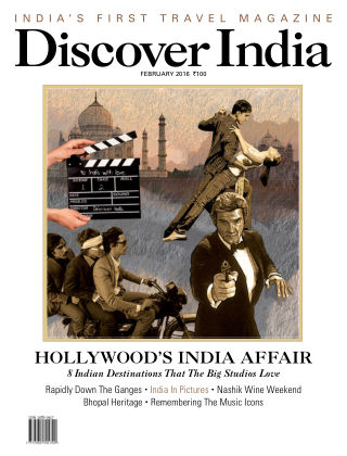 Discover India February 2016