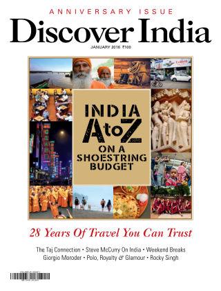 Discover India January 2016