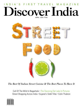 Discover India April 2016