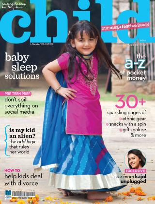 Child India October 2013