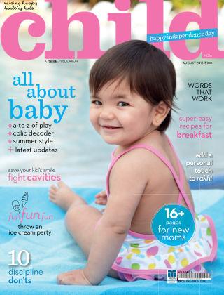 Child India August 2013