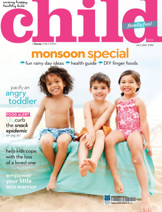 Child India July 2013