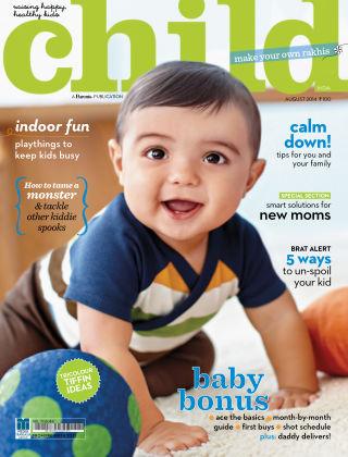 Child India August 2014
