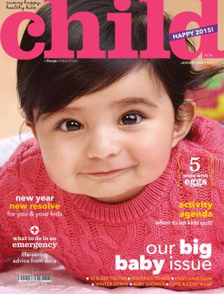 Child India January 2015