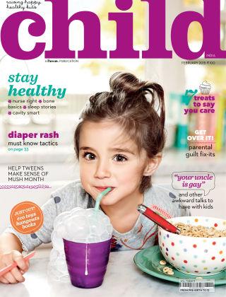 Child India February 2015