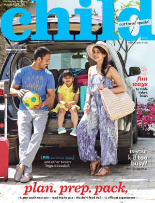 Child India March 2015