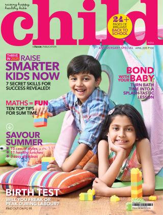 Child India April 2015
